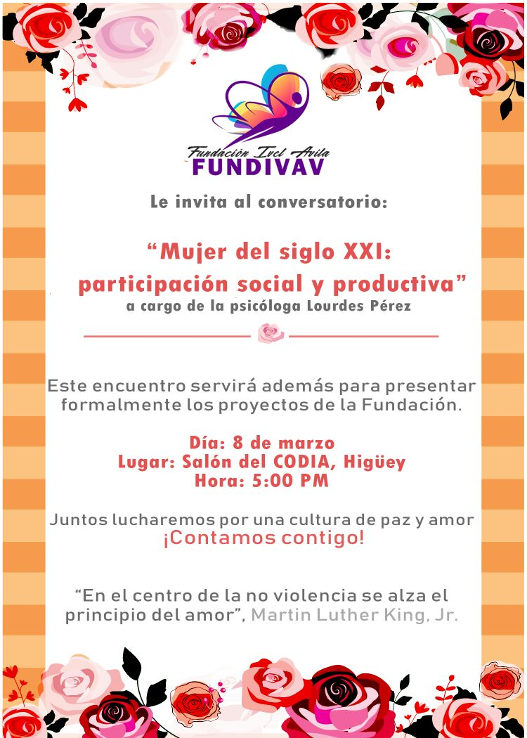 Mujer del Siglo XXI: participación social y productiva